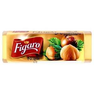 Figaro Nugát čokoládová tyčinka plnená nugátovým krémom 32 g