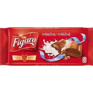 Figaro čokoláda mliečna 100g