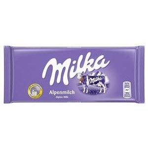 Cokolada Milka Mliecna - Alpenmilch 100g
