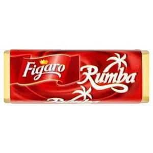 Figaro tyč.Rumba - horká čok.s rumovou náplňou 32g