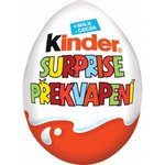 Kinder Surprise-čokoládové vajíčko s prekvapením 20 g