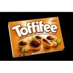 Toffifee Storck - Celý lieskový oriešok v karameli s nugát.krémom a čokoládou 125g