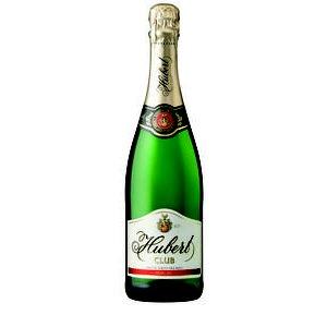 Hubert Club polosladké biele šumivé víno 0,75l
