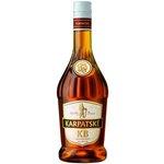 Karpatské KB - Vinný destilát rezaný liehom 40% 0,7l