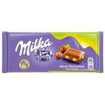 Čokoláda Milka s celými orieškami 100g
