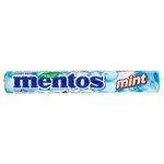 Mentos Mint - dražé s mentolovou príchuťou a žuvacou náplňou 38 g