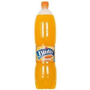 Budis minerailna voda s prichutou pomarancu 1,5l