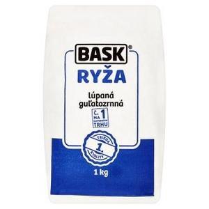 Ryža Bask guľatozrnná 1 kg