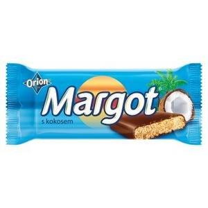 Margot-Sójová tyčinka máčaná v tmavej poleve s kokosovo-rumovou príchuťou 100g