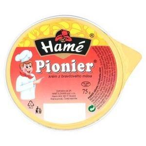 Pionier Hamé - krém z bravčového mäsa 75 g/Al