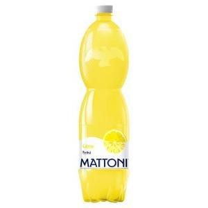 Mattoni Citron perlivá 1,5 l