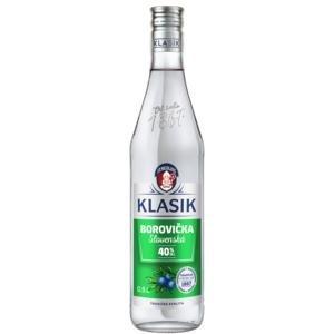 Borovička Slovenská St.Nicolaus 40% 0,5l