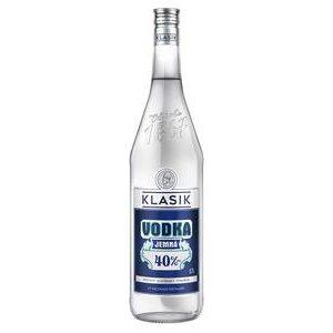 Vodka jemná St.Nicolaus Klasik 40% 0,7l