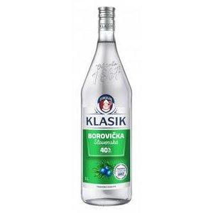 Borovička Slovenská St.Nicolaus Klasik 40% 1l