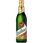 Pivo Zlatý Bažant svetlé 12% 0,5l/vratná fľaša