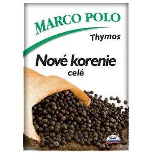 Nové korenie celé Thymos-Marco Polo 15g
