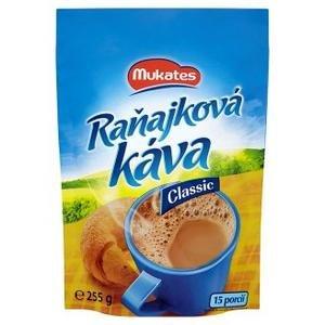 Raňajková káva Mukates 255g