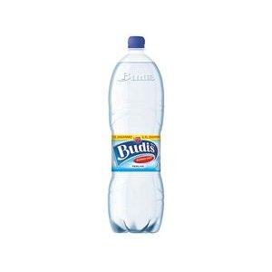 Budis mineralna voda perliva 1,5+0,5l