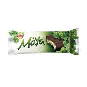 Mäta oblátky v kakaovej poleve s pepermintovou náplňou 50g