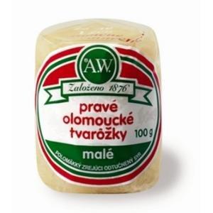 Prave Olomoucke tvarozky 100g