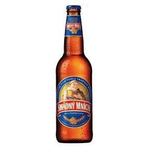 Pivo Smädný mních 10% 0,5l/fľaša