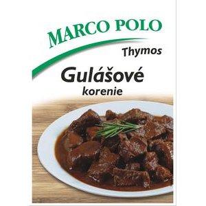 Gulášové korenie - zmes korenia Thymos-Marco Polo 30g