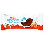 Kinder mliecny rez - Kakao piskoty s mliecnou naplnou 28 g