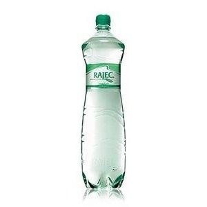 Rajec voda 1,5l jemne sýtená