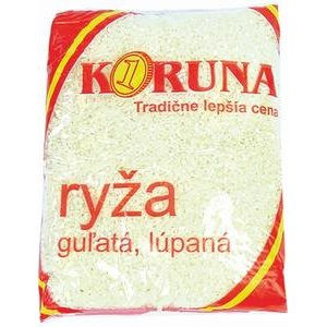 Koruna-ryža guľatá 900g