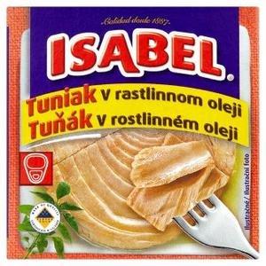 Tuniak v oleji 80g Isabel