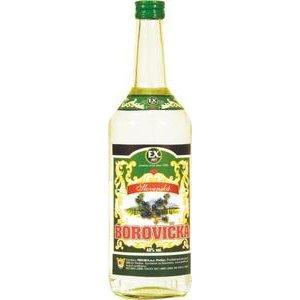 Borovička Slovenská Prelika 40% 0,7 l