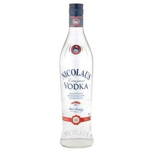 Vodka St.Nicolaus Extra jemná 38% 0,7l