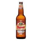 Pivo Topvar svetlý10% 0,5l/fľaša
