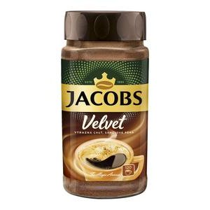 Káva Jacobs Velvet instantná 200g