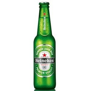 Pivo Heineken 0,5l/fľaša