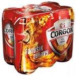 Pivo Corgoň 10% 0,5l-PL/6 PACK
