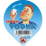 Frťan vodka 40% 0,04l