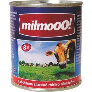 Kondenzované sladené mlieko MILMOOO 397g