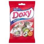 Doxy Roksy Fruits - roksové cukríky s ovocnou príchuťou 90 g