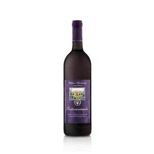 Svätovavrinecké Chateau Topoľčianky-slovenské odrodové víno červené suché 1l