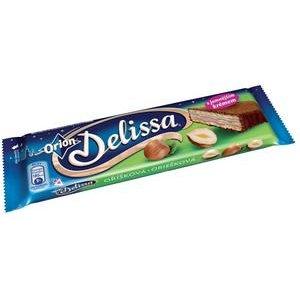 Delissa oblatka 33g - s lieskovoorieskovou naplnou macana v mliecnej cokolade