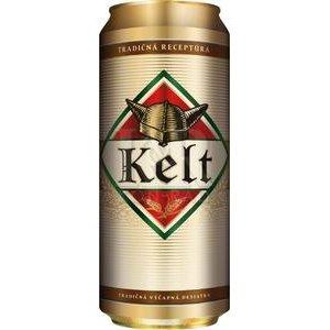 Pivo Kelt 10% 0,5l/plech