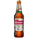 Pivo Krusovice 12% 0,5l/flasa