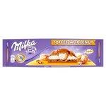 Čokoláda Milka Toffee Wholenut - karamelová s celými lieskovými orechmi 300g
