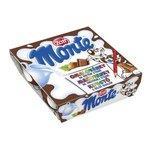 Zott Monte - Mliečny dezert čokoládový s lieskovými orieškami 4 x 55g