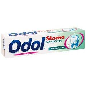 Zubná pasta Odol Stoma Paradentol s fluoridom 75 ml