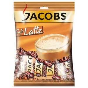 Jacobs Cafe Latte 140g sacok
