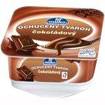 Tvarohový dezert s vlákninou MILKO, nízkotučný - Čokoládový 130g