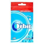 Žuvačka Orbit Peppermint dražé - vrecko 64g (46 ks)