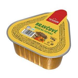 Bravčové mäso na paprike Tatrakon 110 g